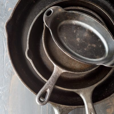 The Romanticism of a Cast Iron Skillet | stephgaudreau.com