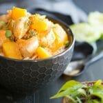 Chicken Pumpkin Thai Curry | stupideasypaleo.com