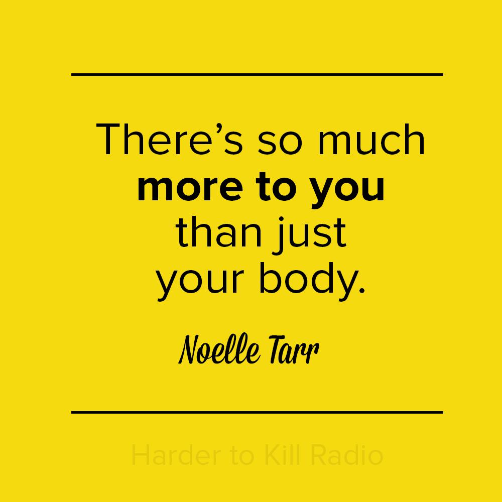 Harder to Kill Radio 025 - Noelle Tarr | stupideasypaleo.com
