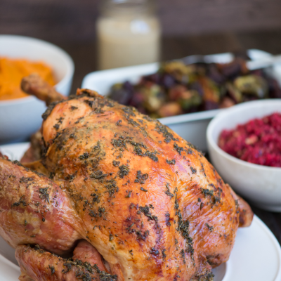 Ultimate Paleo Thanksgiving Recipes | stephgaudreau.com