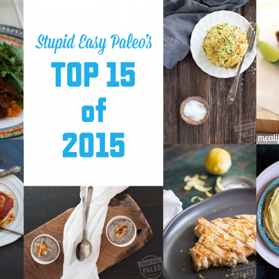 Top 15 Posts of 2015 | StupidEasyPaleo.com
