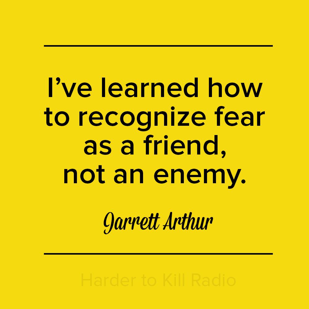 Harder to Kill Radio 036 - Jarrett Arthur | stupideasypaleo.com
