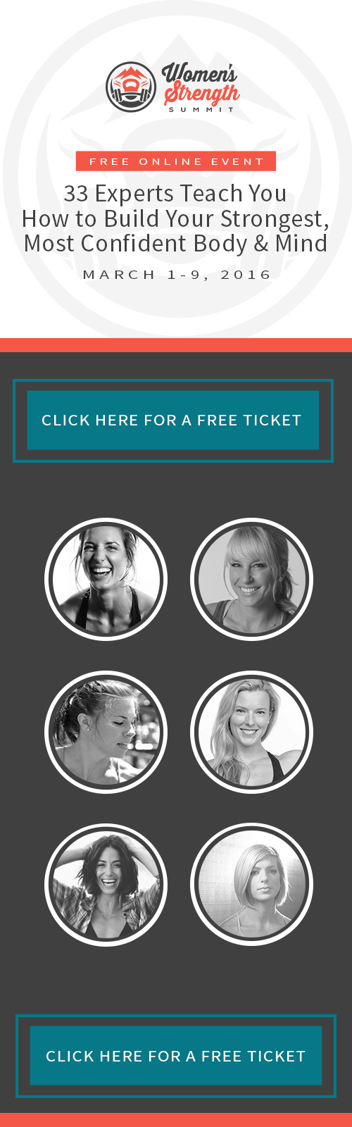 Women's Strength Summit | stephgaudreau.com
