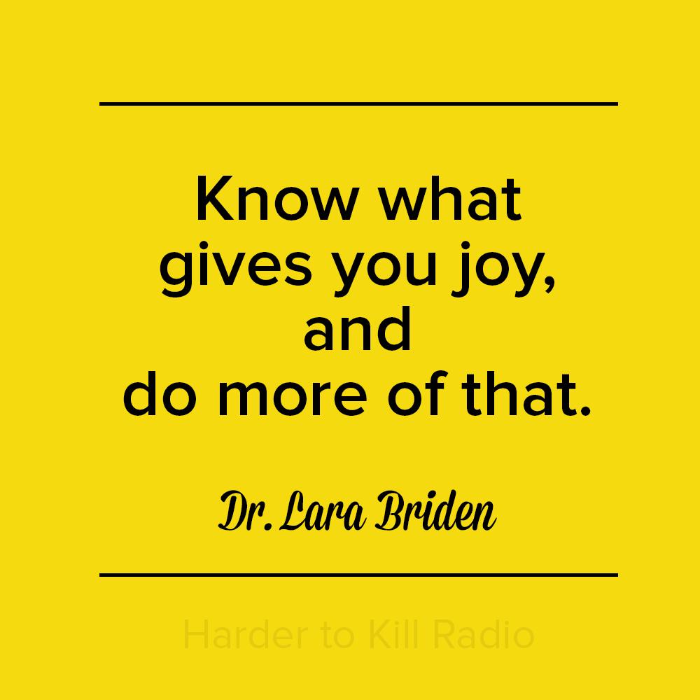 Harder to Kill Radio 040 - Dr. Lara Briden | stupideasypaleo.com