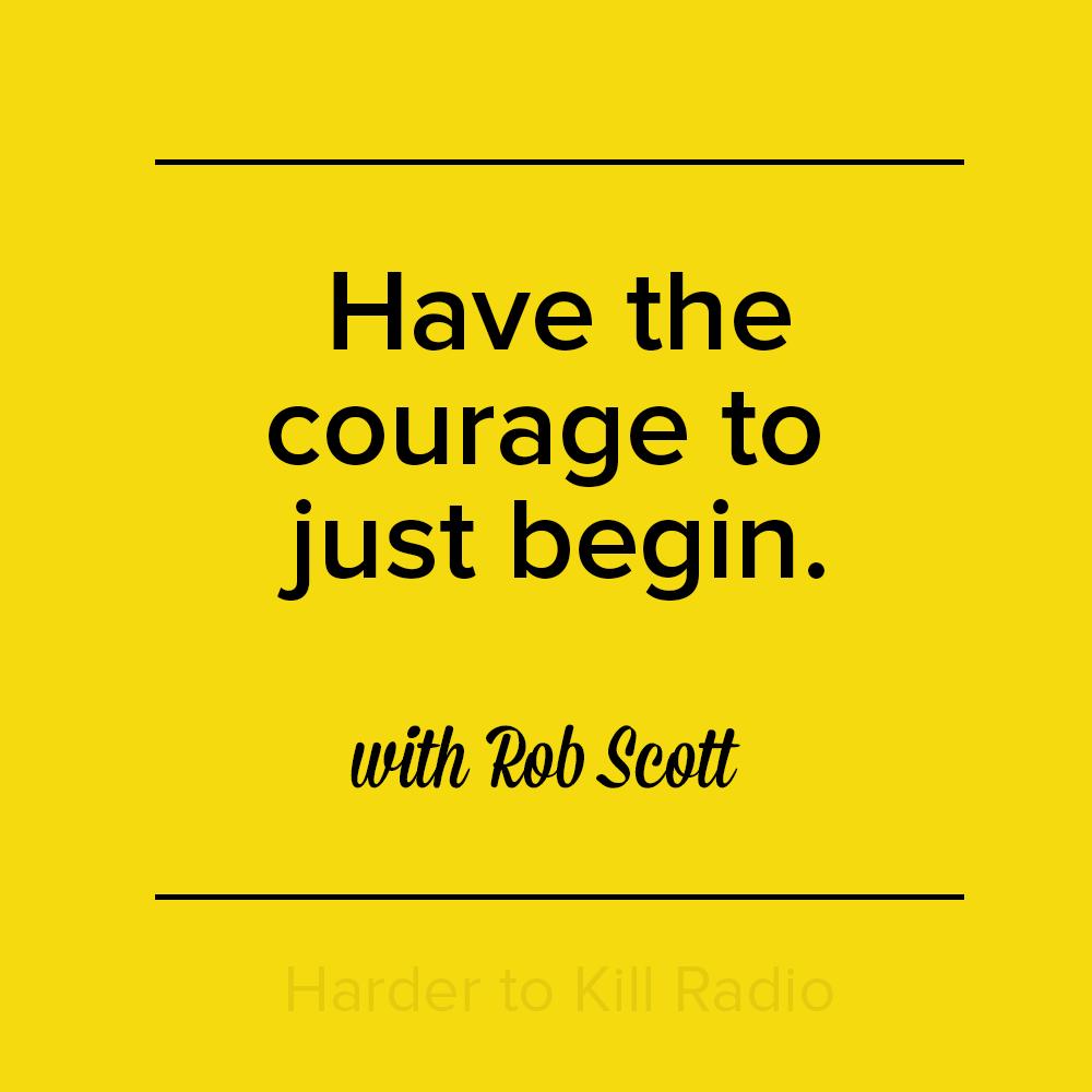 Harder to Kill Radio 047 - Rob Scott | stephgaudreau.com