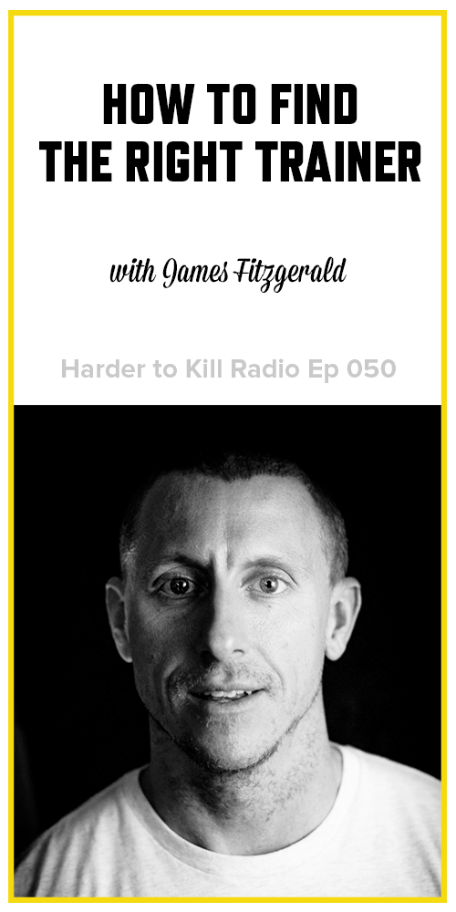 Harder to Kill Radio 050 - James Fitzgerald| StupidEasyPaleo.com