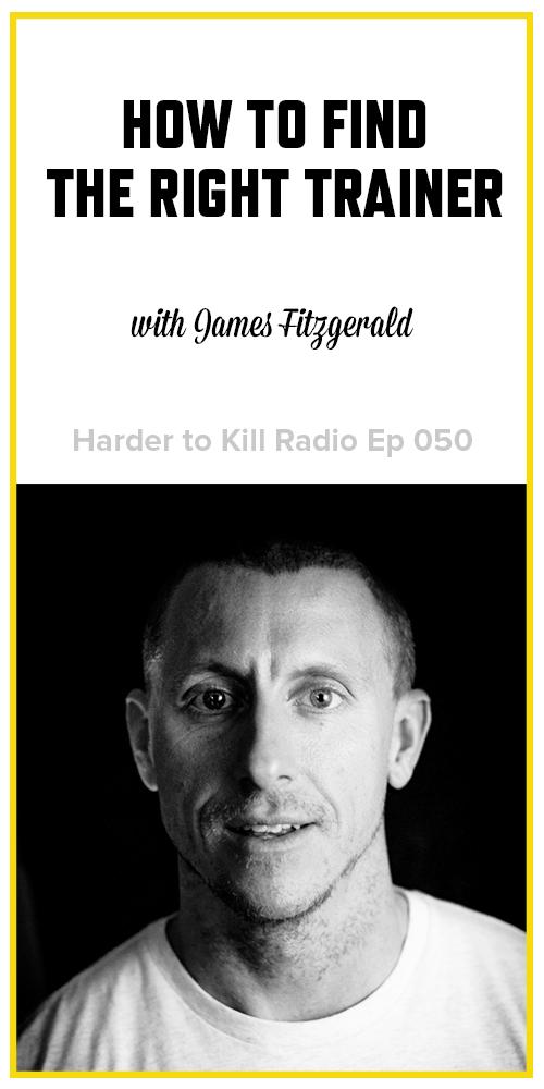 Harder to Kill Radio 050 - James Fitzgerald| StupidEasyPaleo.com