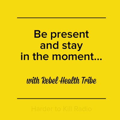 Harder to Kill Radio 046 - Rebel Health Tribe | stephgaudreau.com