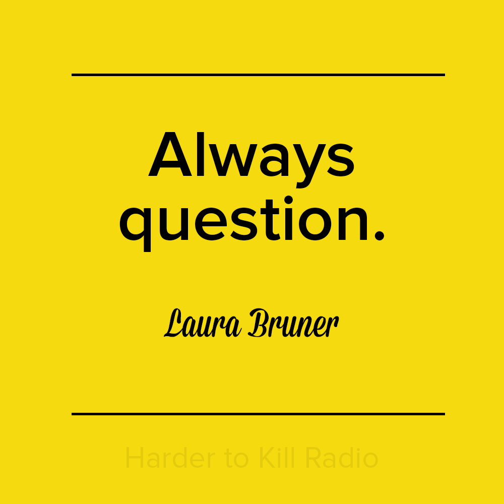 Harder to Kill Radio 049 - Laura Bruner  StupidEasyPaleo.com