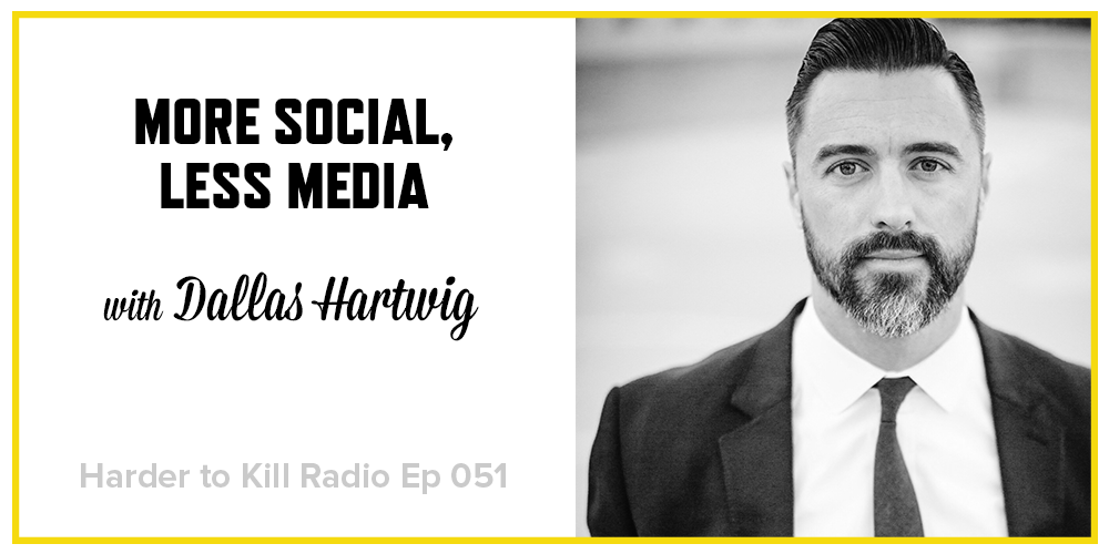Harder to Kill Radio 051 - Dallas Hartwig | StupidEasyPaleo.com