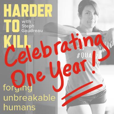 Harder to Kill Radio 056 - Celebrating 1 Year | StupidEasyPaleo.com