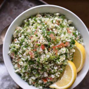 Grain-Free Tabbouleh Recipe | StupidEasyPaleo.com