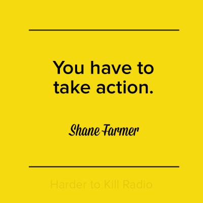 Harder to Kill Radio 053 - Shane Farmer | StupidEasyPaleo.com