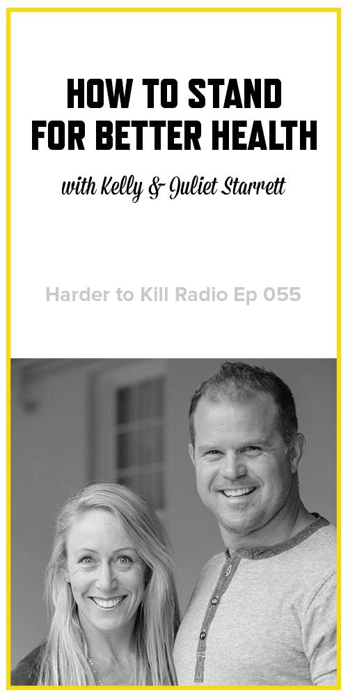 Harder to Kill Radio 055 - MobilityWOD | StupidEasyPaleo.com