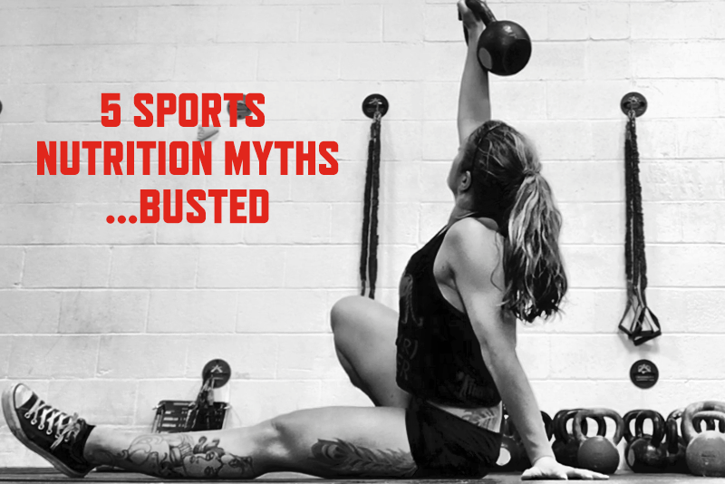 5 Sports Nutrition Myths Busted | StupidEasyPaleo.com