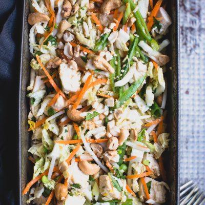 Chinese Chicken Salad | StupidEasyPaleo.com