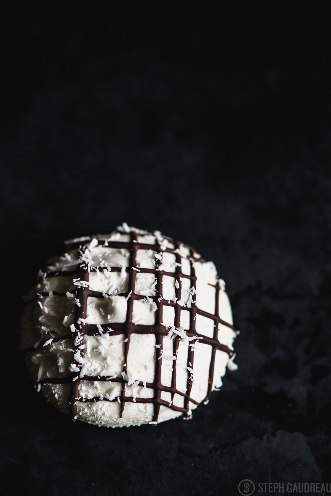 Chocolate-Dipped Coconut Marshmallow Puffs | StupidEasyPaleo.com