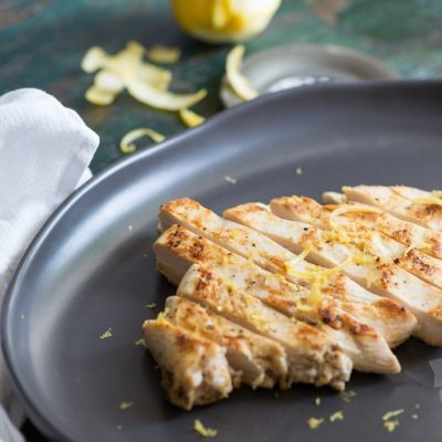Easy-Pan Fried Lemon Chicken | StupidEasyPaleo.com