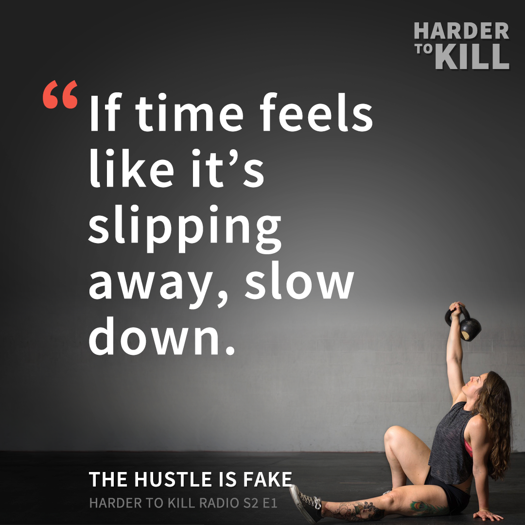 The Hustle is Fake | Harder to Kill Radio