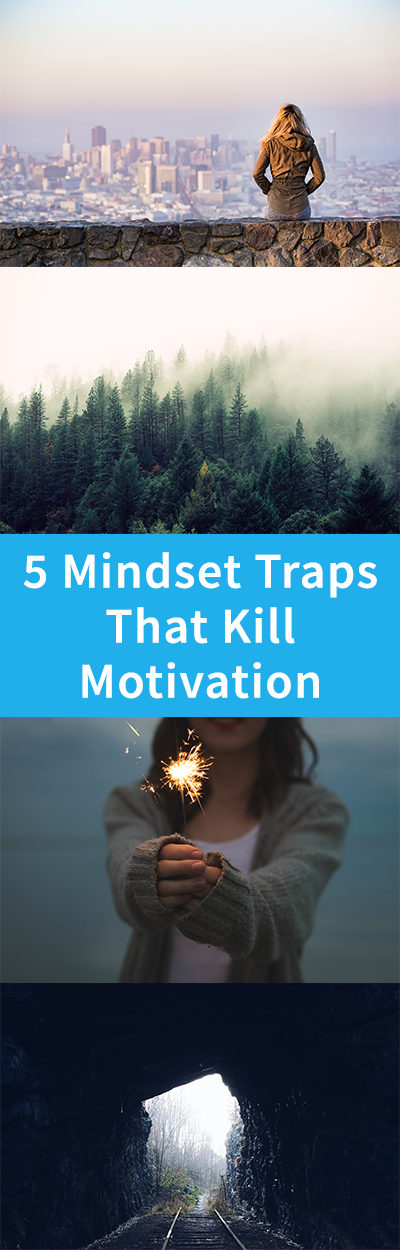 5 Mindset Traps That Kill Motivation | StupidEasyPaleo.com