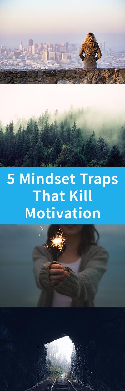 5 Mindset Traps That Kill Motivation | StupidEasyPaleo.com