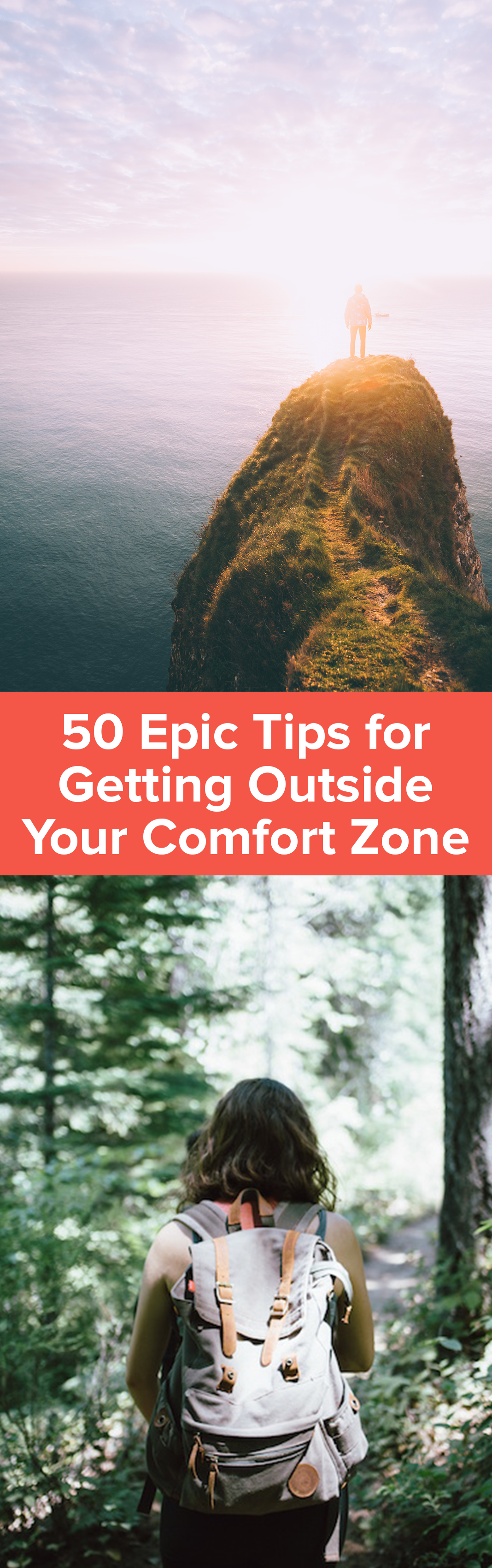 50 Epic Tips for Getting Outside Your Comfort Zone | StupidEasyPaleo.com