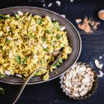 Curried Cauliflower Rice Recipe | StupidEasyPaleo.com