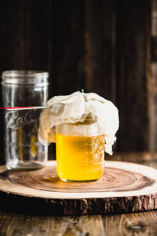 Want to know how to make ghee at home? Follow this simple tutorial for a homemade, very health alternative to butter. | StupidEasyPaleo.com
