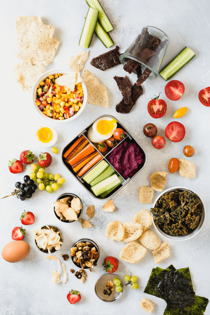 30 Healthy Back to School Meal Ideas