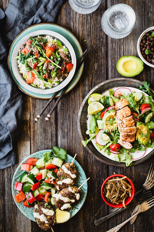 30 Healthy Back to School Meal Ideas | StupidEasyPaleo.com