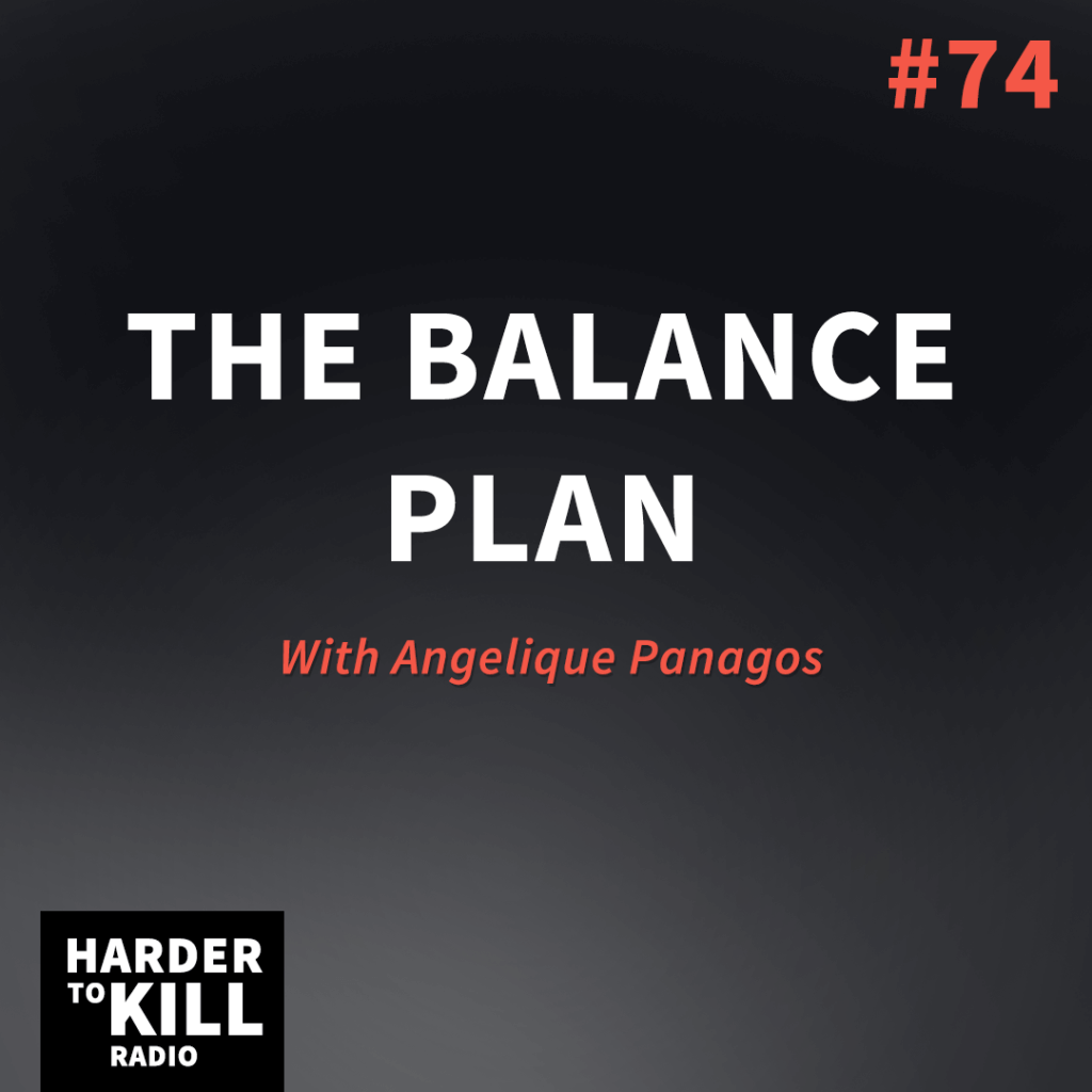 Find out the six steps to optimize your hormonal health on episode 74 of Harder to Kill Radio with my guest Angelique Panagos. | StupidEasyPaleo.com