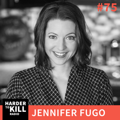 It's time to learn about going gluten-free the healthy way with my special guest Jennifer Fugo on Episode 75 of Harder to Kill Radio.| StupidEasyPaleo.com