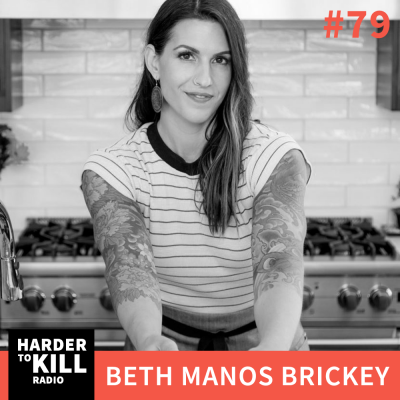 Learn about the transformative power of facing your biggest fears and taking action anyway with guest Beth Manos Brickey of Tasty Yummies. | StupidEasyPaleo.com
