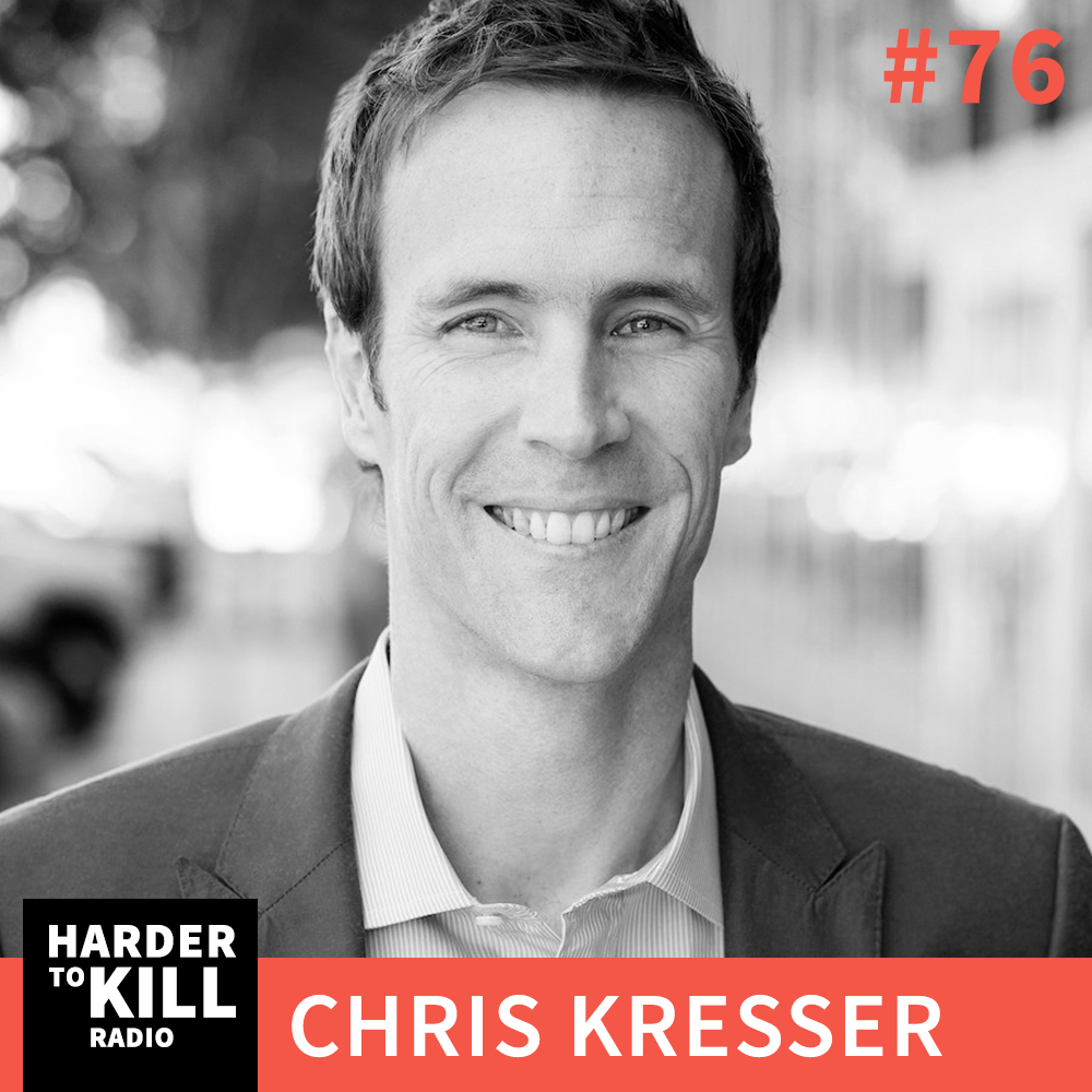 Chris Kresser's on a mission to teach the world about the power of unconventional medicine, on Harder to Kill Radio Episode 76. | StupidEasyPaleo.com