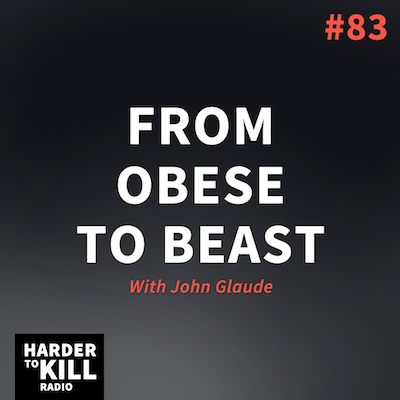 What mindset does it take to lose over 170 pounds (and keep it off)? John Glaude shares his mega-inspiring weight loss story in this episode. | StupidEasyPaleo.com