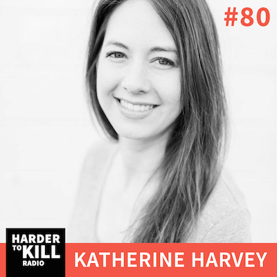 What sets the most successful people in life apart? Katherine Harvey believes it's all about persistence. Learn more in Ep 80 of Harder to Kill Radio! | StupidEasyPaleo.com