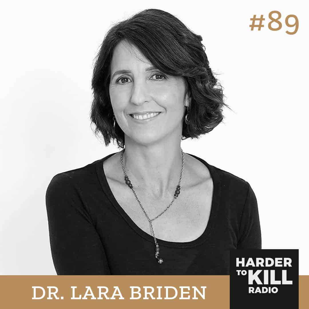Dr. Lara Briden on Harder to Kill Radio #89 | StephGaudreau.com