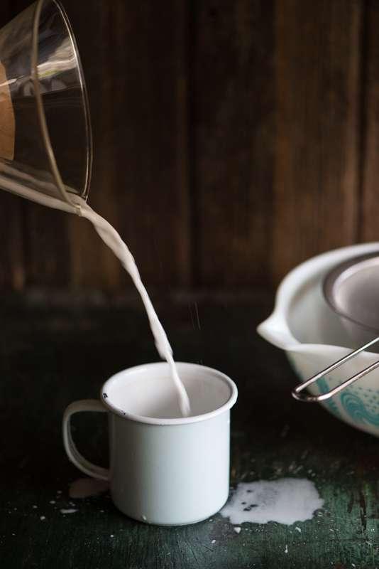 Homemade Coconut Milk | StupidEasyPaleo.com