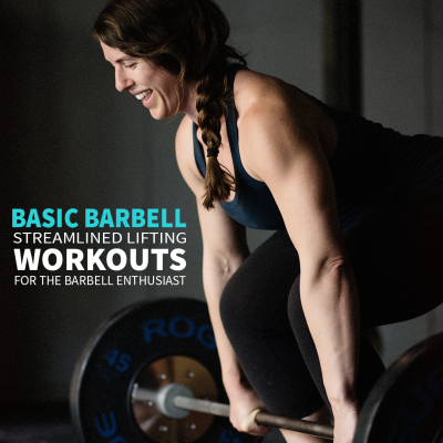 Basic Barbell – Steph Gaudreau