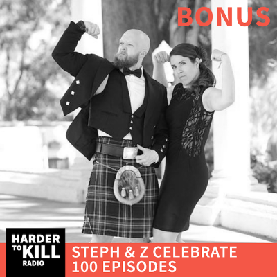 Steph + Z Celebrate 100 Episodes of Harder to Kill Radio | StupidEasyPaleo.com