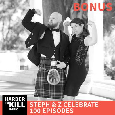 Steph + Z Celebrate 100 Episodes of Harder to Kill Radio | StupidEasyPaleo.com