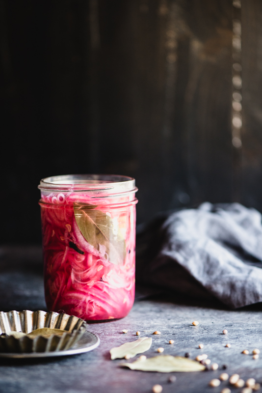 Quick Pickled Red Onions | StupidEasyPaleo.com