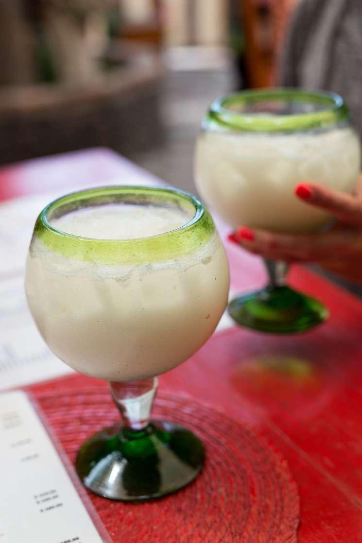 Coconut Lime Agua Fresca | StupidEasyPaleo.com