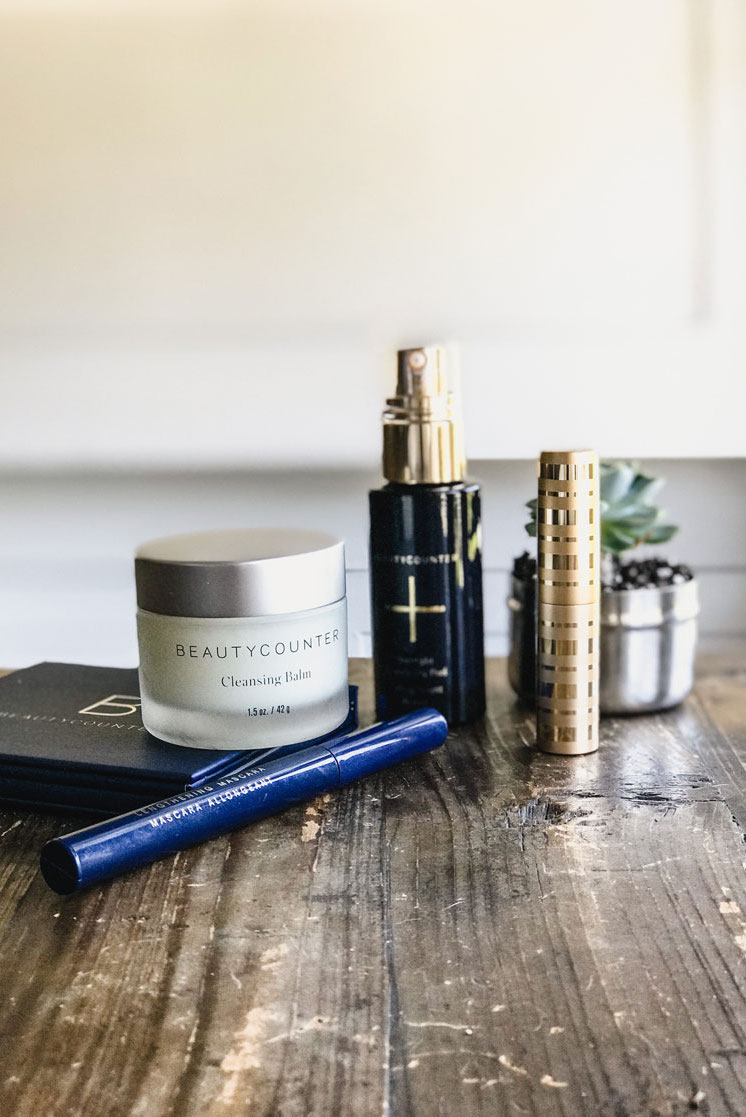 "Why safer skincare? In this post, learn why I changed my mind about Beautycounter (it's personal) and get answers to your FAQ (like ""is it an MLM?""). 