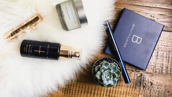 """Why safer skincare? In this post, learn why I changed my mind about Beautycounter (it's personal) and get answers to your FAQ (like """"is it an MLM?"""").   StephGaudreau.com"""