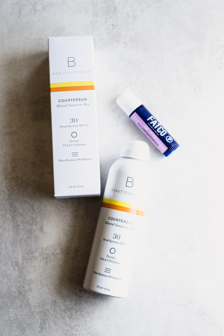 Summer skincare is so important, but it can be confusing. From sunscreen to hydration to after-sun care and everything in between, what's the deal? Learn how to keep your skin health + safe this season! | StupidEasyPaleo.com