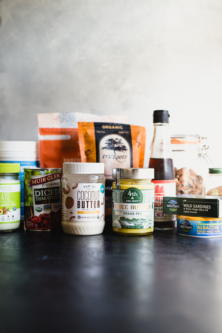 Real Food Pantry Staples | StupidEasyPaleo.com