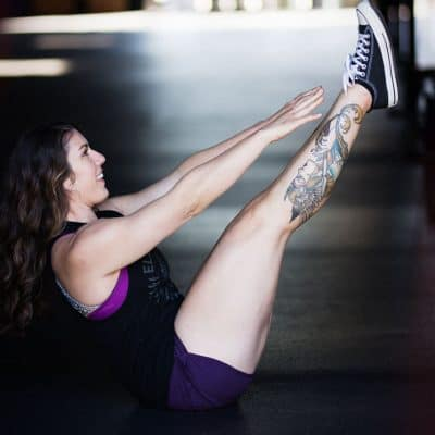 Bodyweight Workout You Can Do Anywhere | StephGaudreau.com