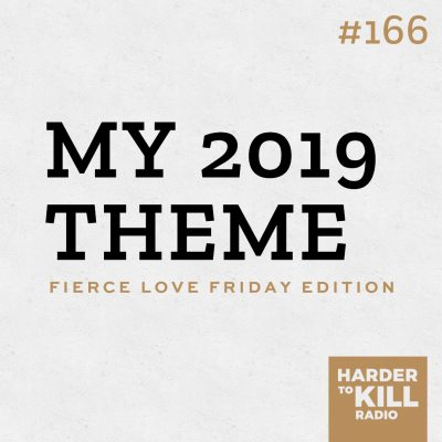 Learn the benefit of setting a yearly theme instead of resolutions, how to make yours, and what my true north is for 2019. | StephGaudreau.com
