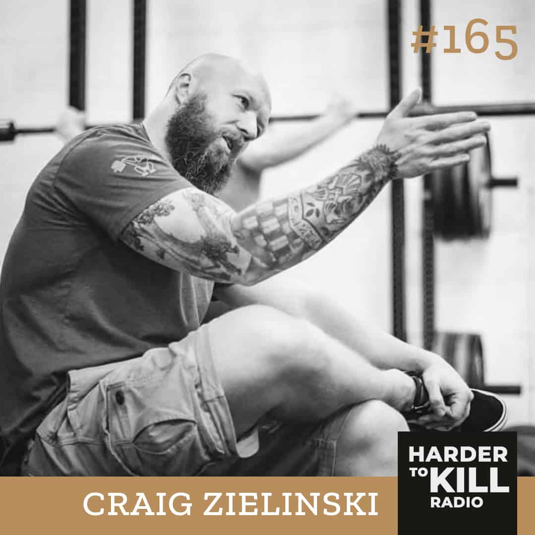 Harder To Kill Radio 165: How To Adapt Your Strength Training To Your Menstrual Cycle w/ Craig Zielinski